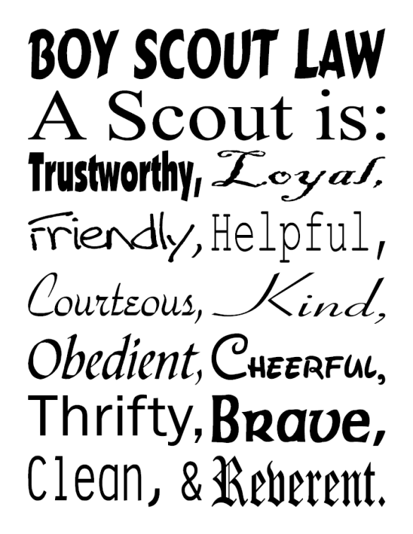 cub scout motto and promise